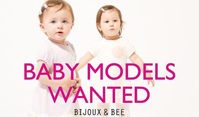 9a62d495b34d9 BIJOUX BEE(ビジュー&ビー)ベビーモデル募集. bijouxbee babymodel 2019