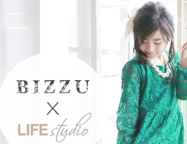 BIZZU×LIFE studio